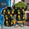 tropical johnnie walker symbol hawaiian shirt