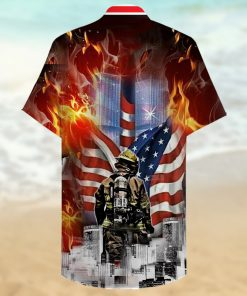always remember firefighter full printing hawaiian shirt 2