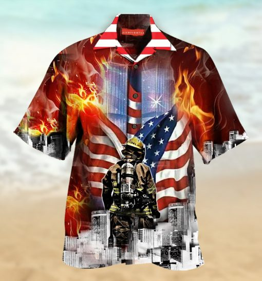 always remember firefighter full printing hawaiian shirt 3