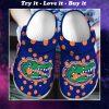american college football florida gators crocs