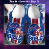 buffalo bills football crocs
