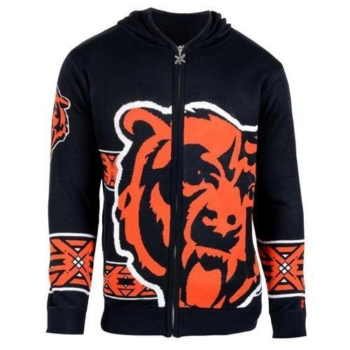 chicago bears nfl full over print shirt 1