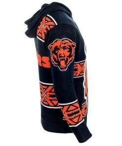 chicago bears nfl full over print shirt 3