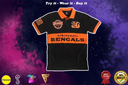 cincinnati bengals national football league full over print shirt