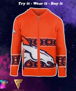 denver broncos nfl full over print shirt