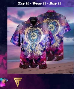 dreamcatcher galaxy full printing hawaiian shirt