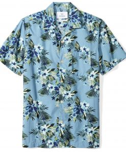 floral full printing tropical hawaiian shirt 1 - Copy