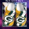 green bay packers football team crocs