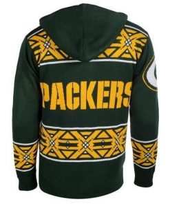 green bay packers nfl full over print shirt 2