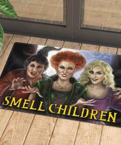 halloween hocus pocus i cant smell children doormat 1