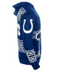 indianapolis colts nfl full over print shirt 3