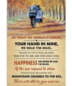 led zeppelin thank you lyrics couple in love poster 1