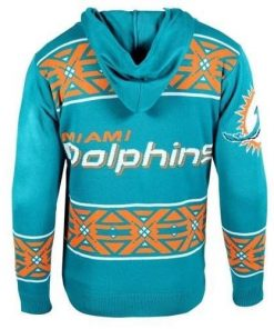 miami dolphins nfl full over print shirt 2