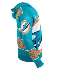 miami dolphins nfl full over print shirt 3