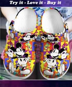 mickey mouse crocs - Copy