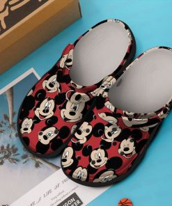 mickey mouse in disneyland crocs 1 - Copy
