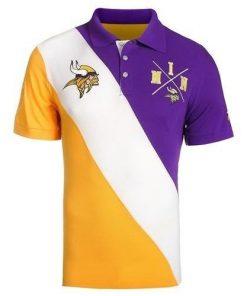 minnesota vikings national football league full over print shirt 1