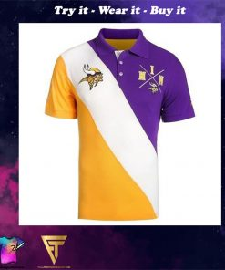 minnesota vikings national football league full over print shirt