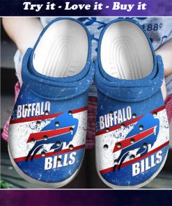 national football league buffalo bills crocs - Copy
