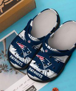 nfl new england patriots crocs 1