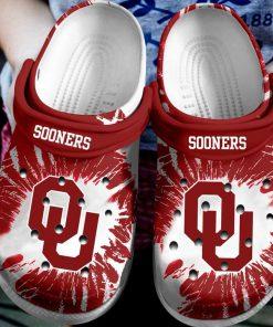 oklahoma sooners football team crocs 1