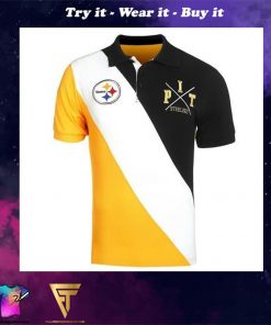 pittsburgh steelers national football league full over print shirt