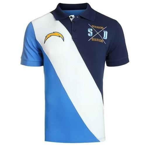 san diego chargers national football league full over print shirt 1