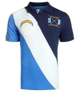 san diego chargers national football league full over print shirt 3