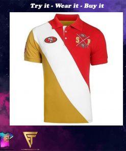 san francisco 49ers national football league full over print shirt