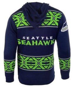 seattle seahawks nfl full over print shirt 2