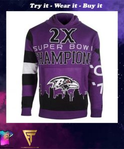 the baltimore ravens super bowl champions full over print shirt