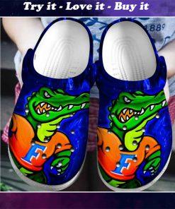 the florida gators football crocs