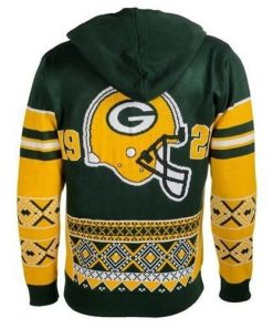 the green bay packers nfl full over print shirt 2
