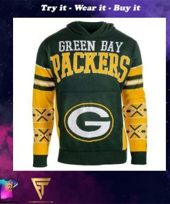 the green bay packers nfl full over print shirt