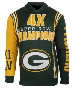 the green bay packers super bowl champions full over print shirt 1