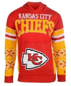 the kansas city chiefs nfl full over print shirt 1