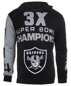 the las vegas raiders super bowl champions full over print shirt 1