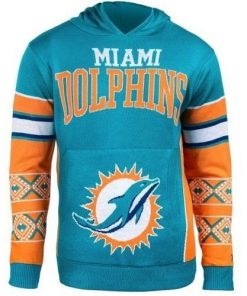 the miami dolphins nfl full over print shirt 2