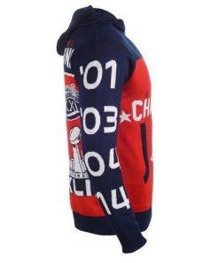 the new england patriots super bowl champions full over print shirt 3 - Copy