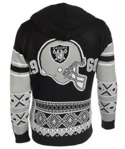 the oakland raiders nfl full over print shirt 3 - Copy