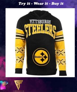 the pittsburgh steelers full over print shirt
