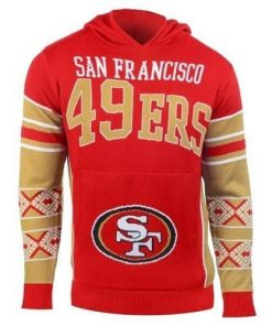 the san francisco 49ers full over print shirt 2