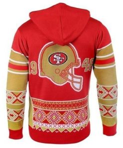 the san francisco 49ers full over print shirt 3