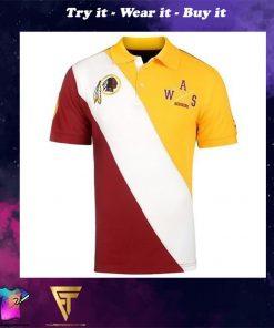 washington redskins national football league full over print shirt