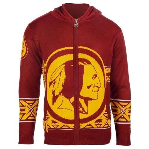 washington redskins nfl full over print shirt 1