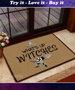whats up witches doormat