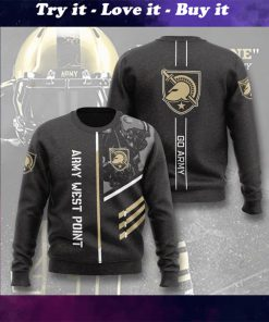 army black knights football army west point full printing ugly sweater