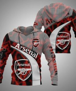 arsenal football club full printing hoodie 1