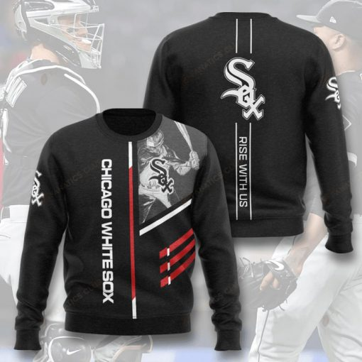 chicago white sox rise with us full printing ugly sweater 5