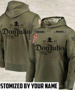 custom name don julio tequila full printing shirt 1